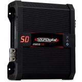 Фото - Усилитель мощности SounDigital SD 2500.1D