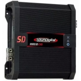 Фото - Усилитель мощности SounDigital SD 3000.1D