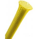 Фото -  Оплетка для кабеля 6/10/12мм (желтый)