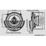 Автоакустика Pioneer TS-G1313