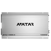 Фото - Усилитель мощности Avatar ATU-1000.4