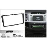 Фото - Переходная рамка AWM Toyota Hilux, Fortuner (781-07-049)