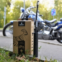 Фото - Автокомпрессор Berkut MT-1000 Electric MotorBike pump