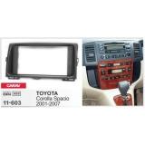 Фото - Переходная рамка Carav Toyota Corolla Verso (11-603)