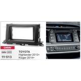 Фото - Переходная рамка Carav Toyota Highlander, Kluger (11-513)