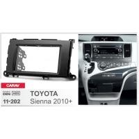 Фото - Переходная рамка Carav Toyota Sienna (11-202)