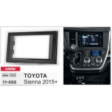 Фото - Переходная рамка Carav Toyota Sienna (11-668)