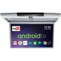 Фото - Автомонитор Clayton SL-1788 GR (серый) Android