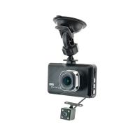 Фото - Видеорегистратор Cyclone DVH-45 v2 Dual