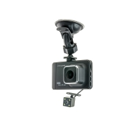 Фото - Видеорегистратор Cyclone DVF-70 v2 Dual