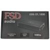 Усилитель мощности FSD audio Mini AMA D1.1000