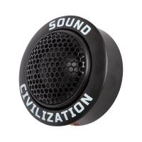 Фото - Автоакустика Kicx Sound Civilization T26
