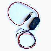 Фото - Шумоподавитель Prime-X Фильтр питания с функцией задержки для камер заднего вида