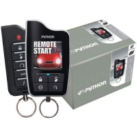 Фото - Двухсторонняя сигнализация Python 594 (5904P) + Remote Start System
