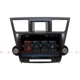 Фото - Штатная магнитола RedPower 30035 IPS (для Toyota Highlander II U40 2007-2013)