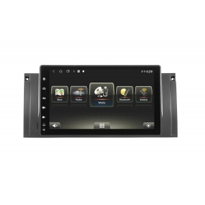 Фото - Штатная магнитола SoundBox SBU-8632 2G (для BMW X5 E53/ 5 series E39)