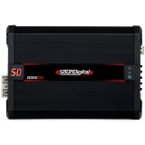 Фото - Усилитель мощности SounDigital SD 6500.1D