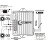 Усилитель мощности Taramps DS160x2