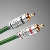 Фото -  Tchernov Cable RCA Plug Standard 1 Red/Black