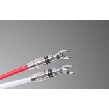 Фото -  Tchernov Cable Spade Lug Ultimate Red/White