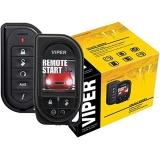 Фото - Двухсторонняя сигнализация Viper 5906 Color OLED + Remote Start System